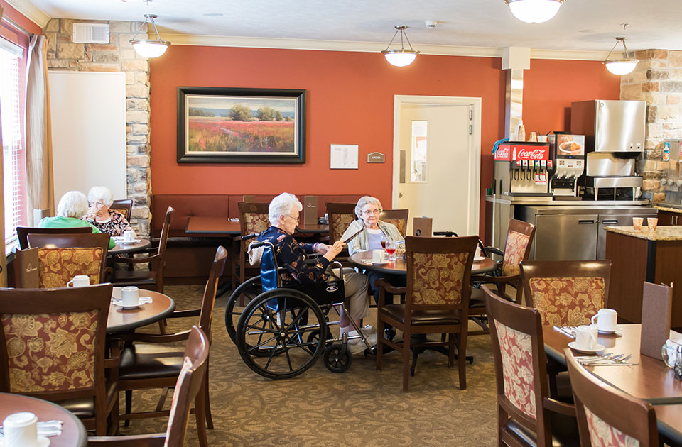 Ordinaire The Fremont Senior Living | Springfield, MO | Ou0027Reilly Management Services